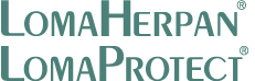 Lomaherpan Logo